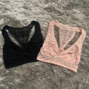 Victoria's Secret Bralette Bundle